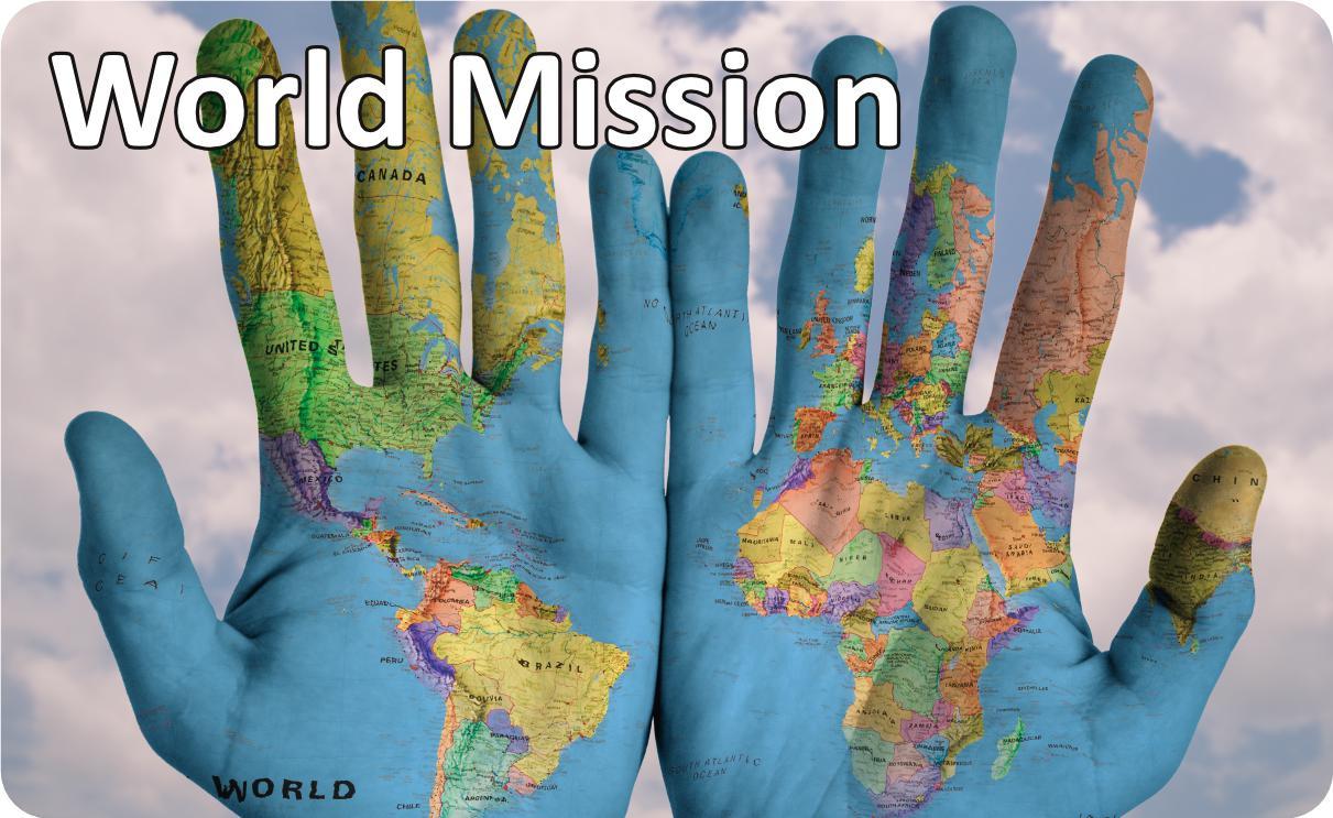 Tabernacle Baptist Church : World Mission